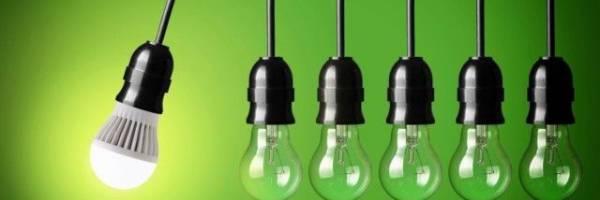 5 razones para ahorrar en la factura de la luz con iluminación LED